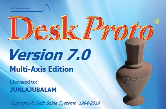 DeskProto 7.0 Revision 9275 full license