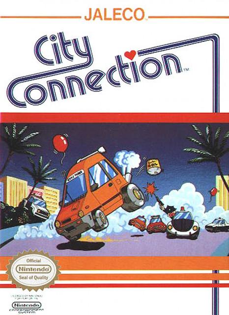 CityConnectionNES