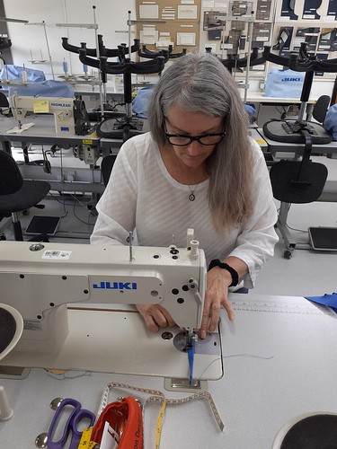 Dr Carole Hunt Lecturer Critical Studies in Fashion and Textiles