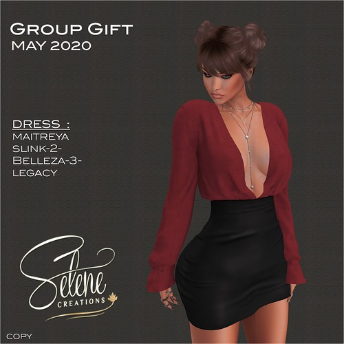 [Selene Creations] Group Gift May 2020