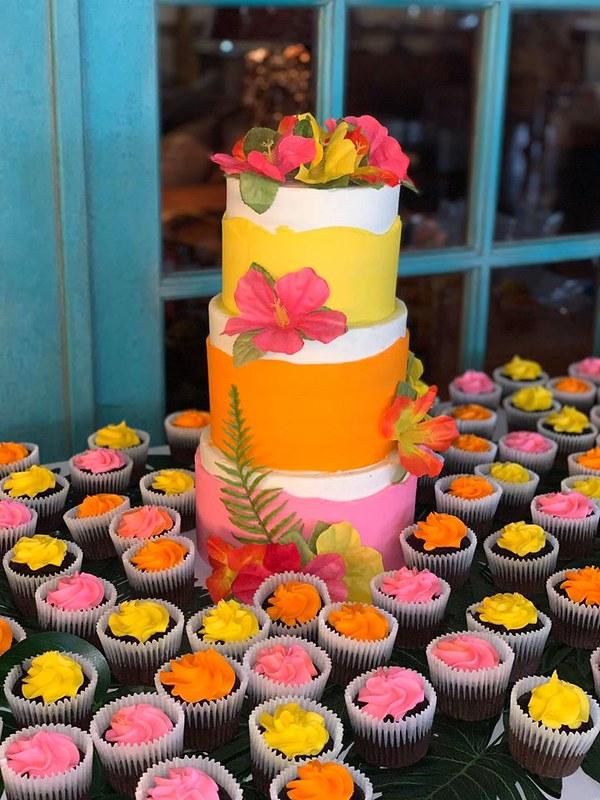 Cake by Cake, Tarts & Arts