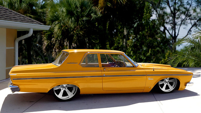 63'Plymouth Belvedere