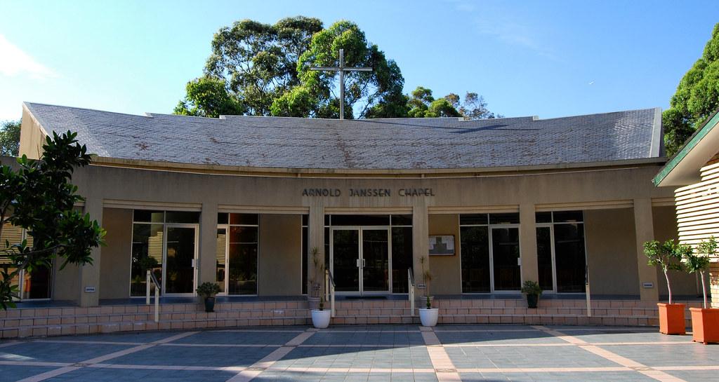 Arnold Janssen Chapel, Society of the Divine Word, Marsfield, Sydney, NSW.