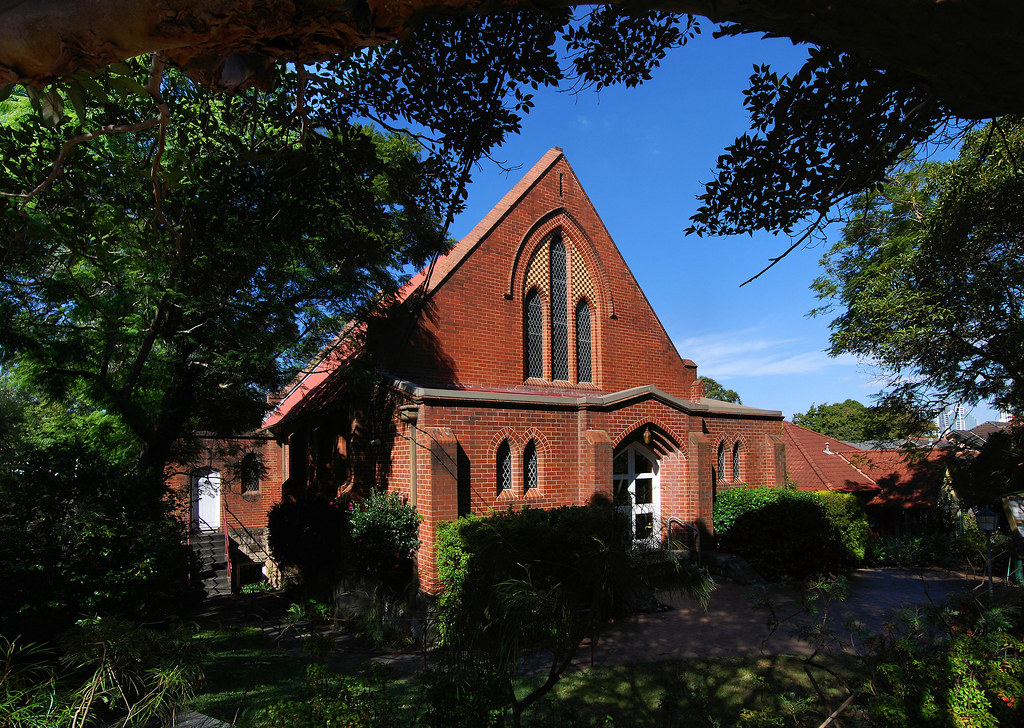Cromer Uniting Church, Roseville, Sydney, NSW.