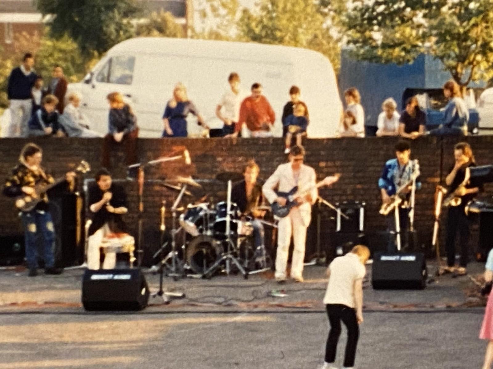 Grahame Park Festival 1986