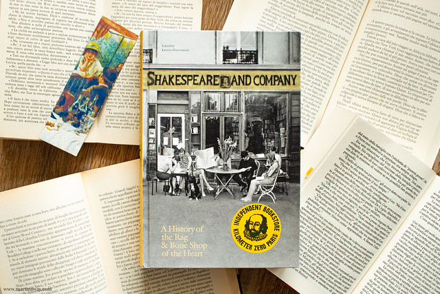 Shakespeare and Company book