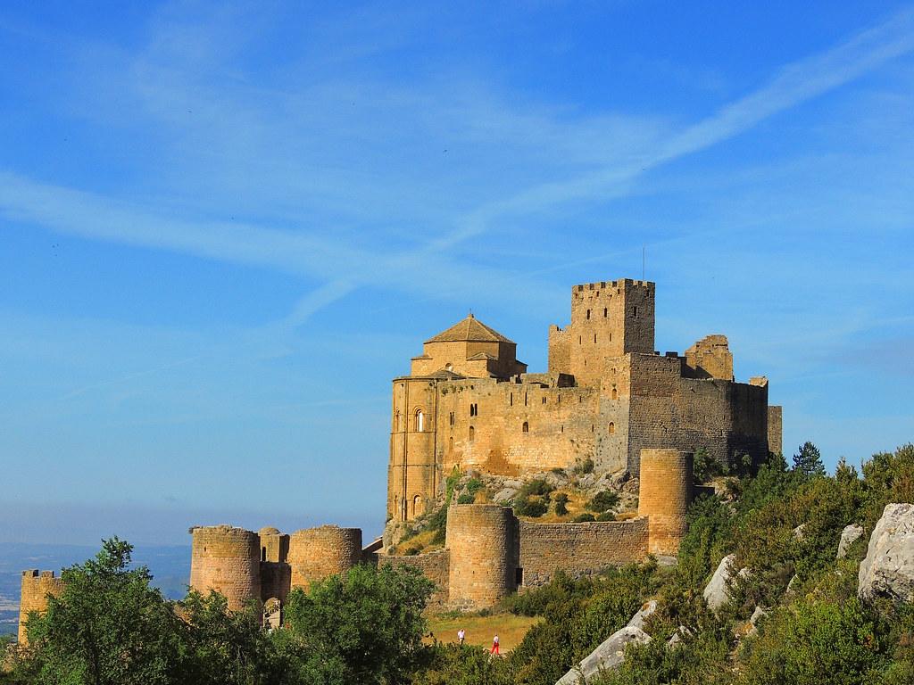 Loarre (Huesca)  (En Explorar 29/04/2020)