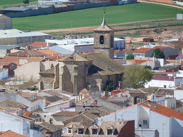 Iglesia de San Miguel Arcángel en Mota del Cuervo