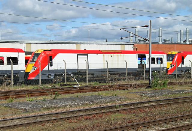 Class 460 67903 Doncaster