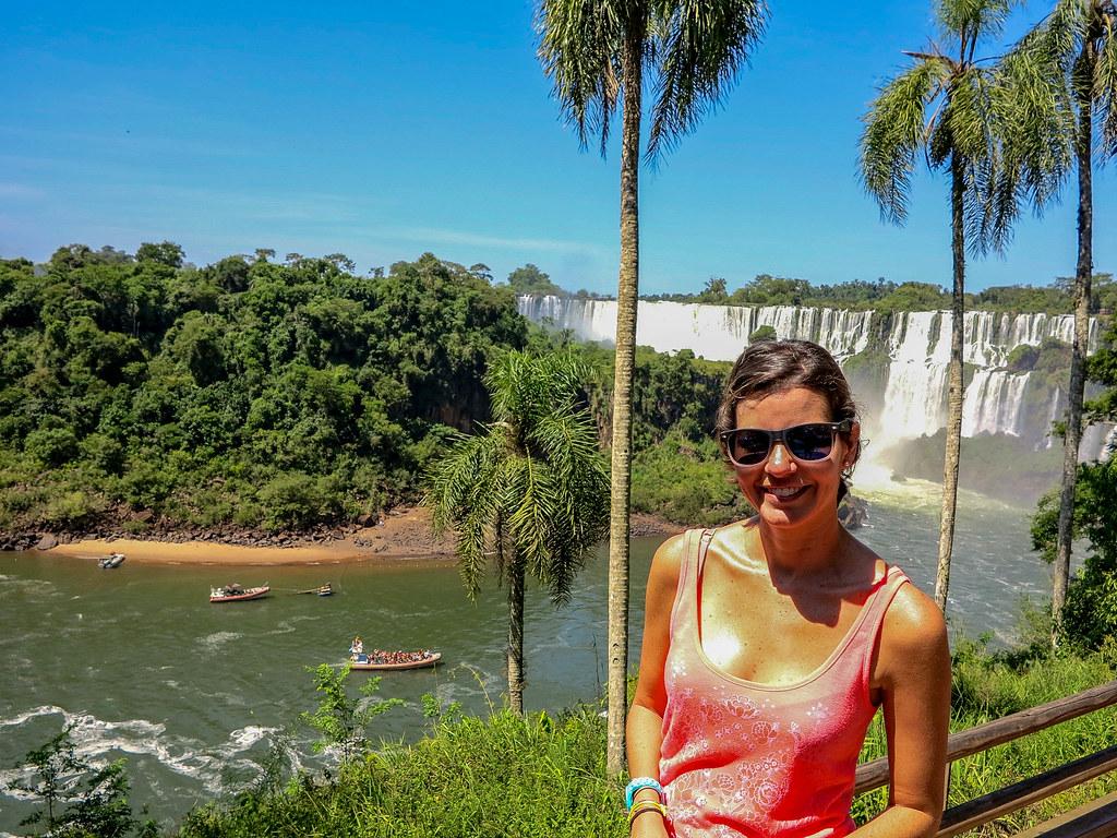 Paseo en barco por Iguazu