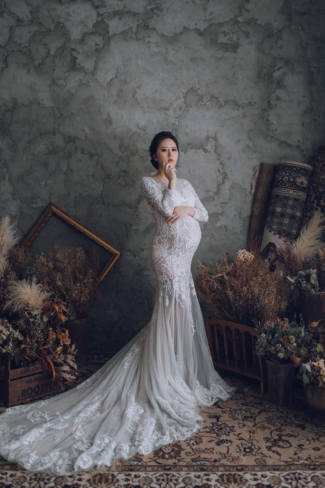 《孕婦寫真》Cheri / 攝影師 Eric Yeh / 良大攝影工作室