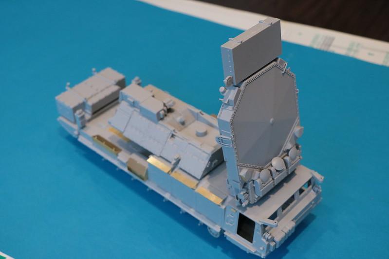Montage à blanc actif -S300V 9S32 GRILL PAN