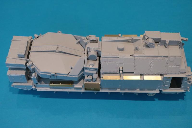 Montage à blanc -S300V 9S32 GRILL PAN