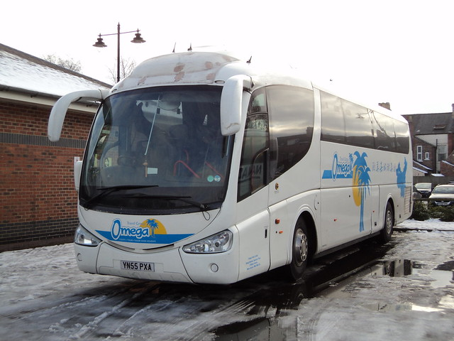 Omega Travel Group of Milton Keynes YN55PXA