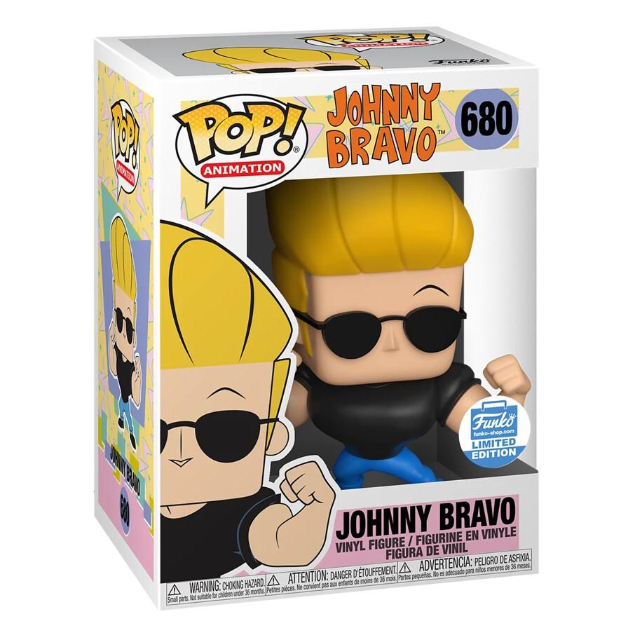 重溫卡通頻道帶來的美好童年! Funko Pop! Animation 系列《德克斯特的實驗室》《拼命郎約翰尼》兩款新作登場!【Funko Shop 限定】