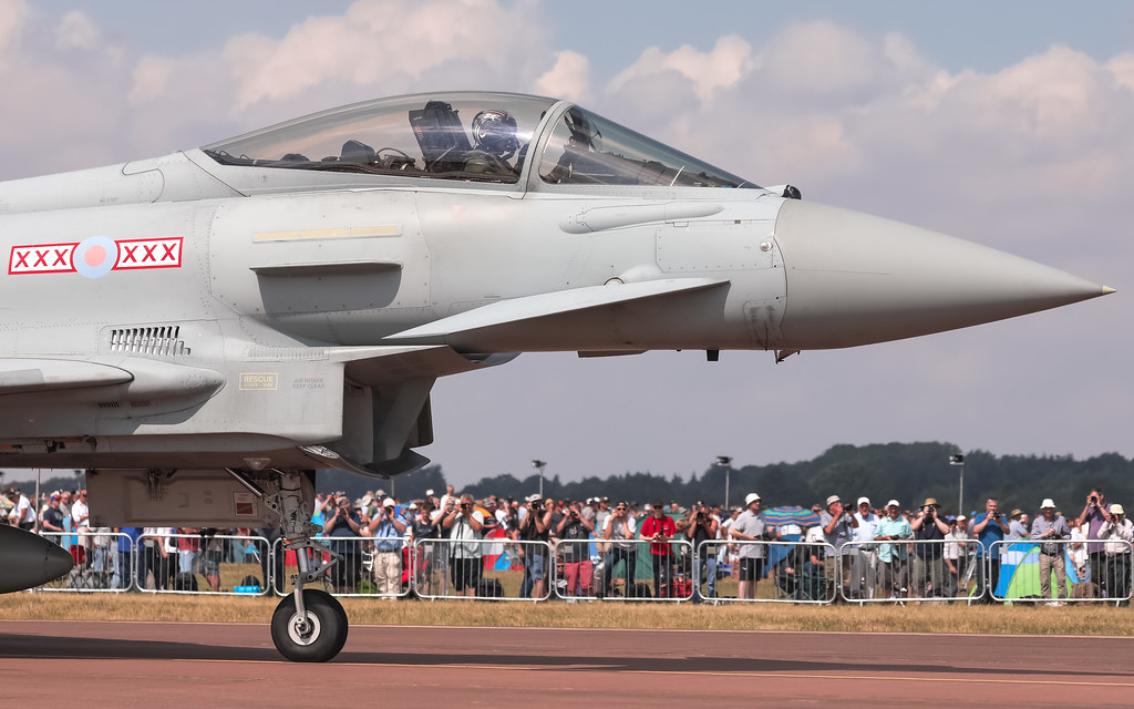Eurofighter Typhoon RIAT2018