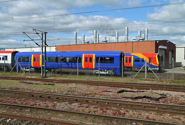 Class 458 Doncaster