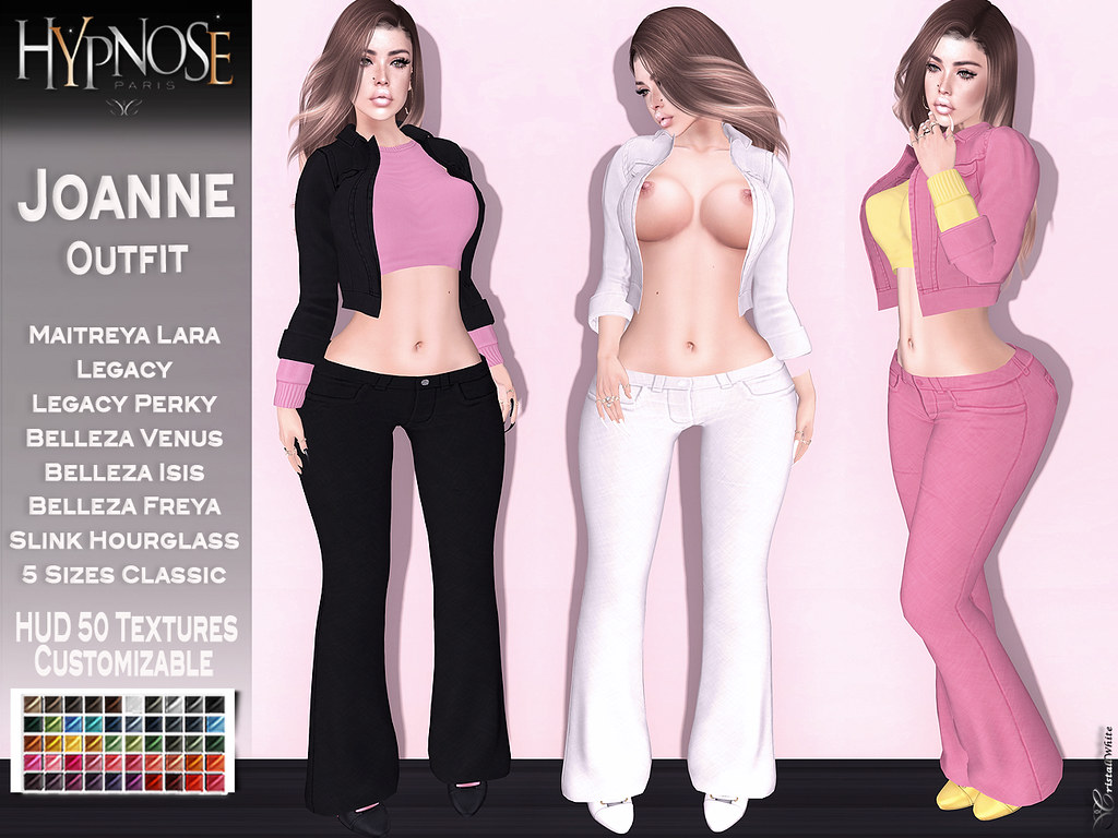 HYPNOSE – JOANNE OUTFIT