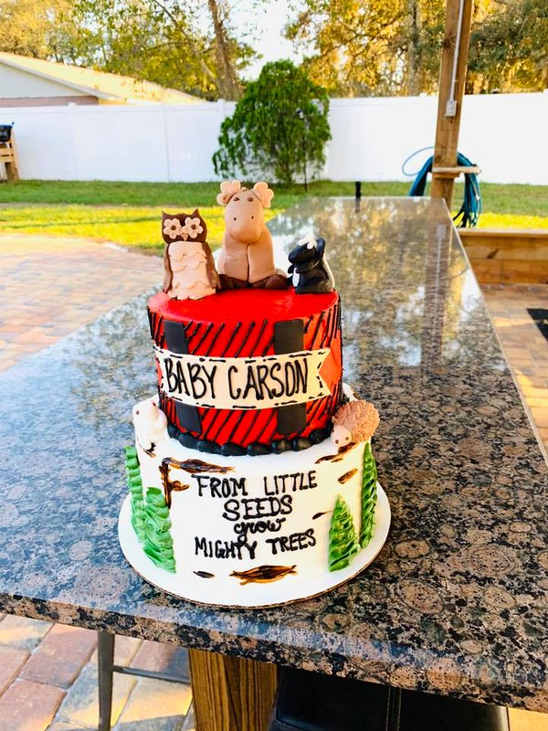Cake by Megan's Sweet Creations
