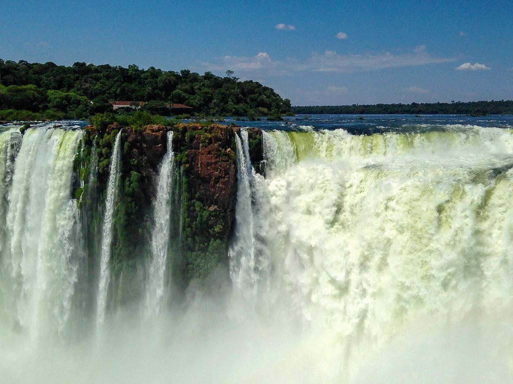 Cataratas en Argentina