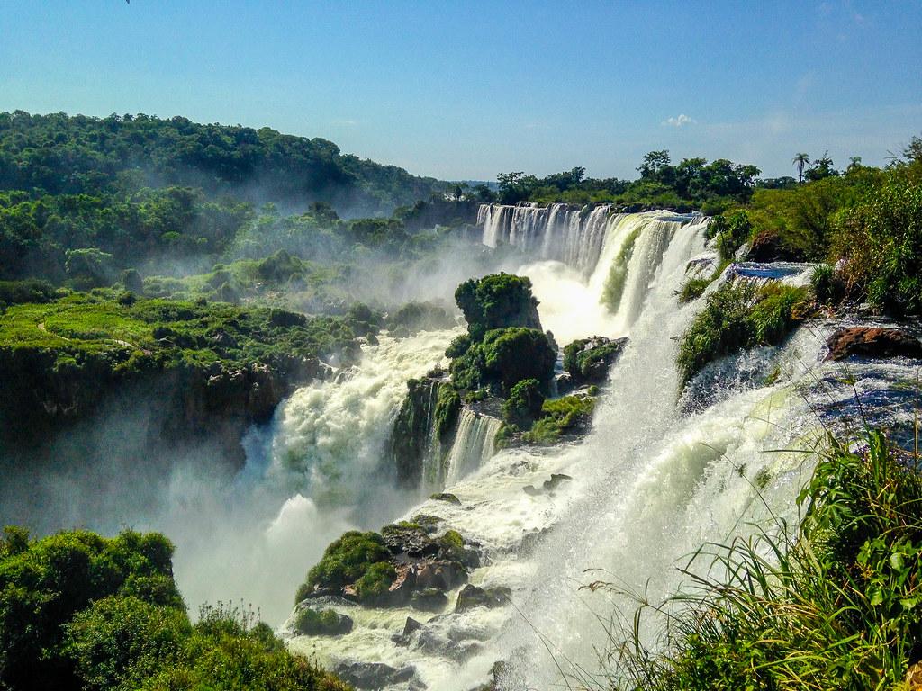 La mejor imagen de Iguazu