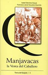 Manjavacas, la venta del Caballero (Portada del libro)