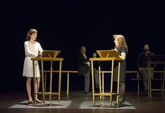 Beatriz Argüello y Carmen Machi, actrices