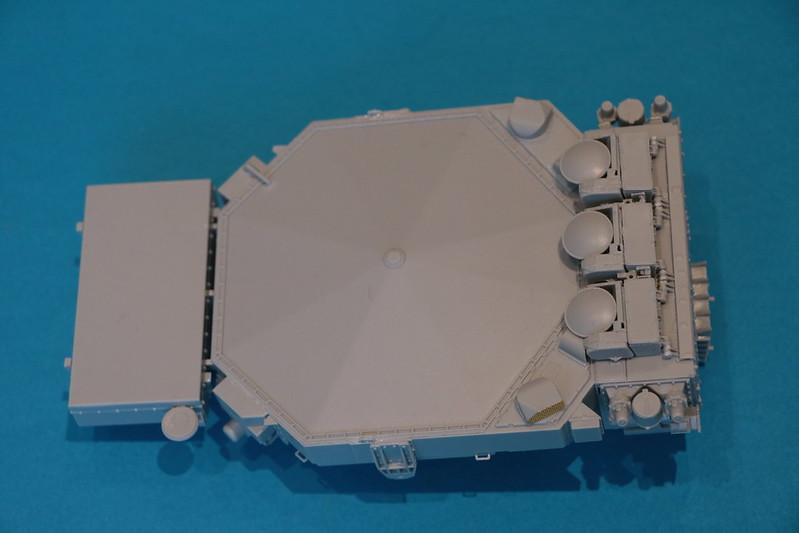 Le radar -S300V 9S32 GRILL PAN