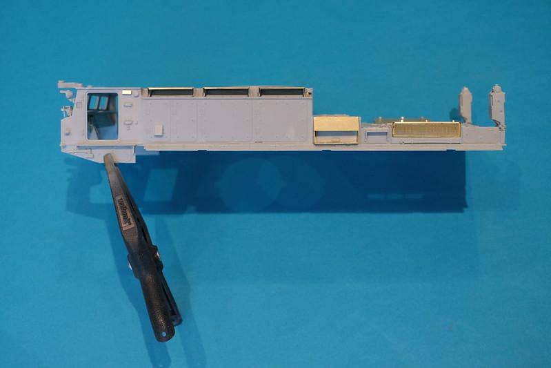 Le haut de caisse -S300V 9S32 GRILL PAN