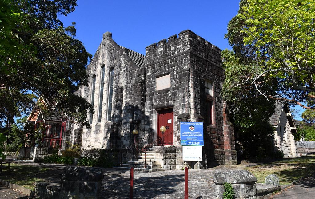 Uniting Church, Killara, Sydney, NSW.