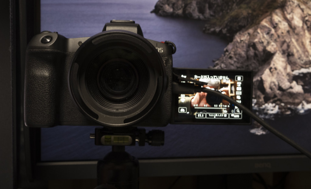 DSLR to WebCamera_03
