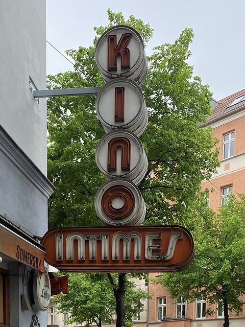 "Kino ""Intimes"""
