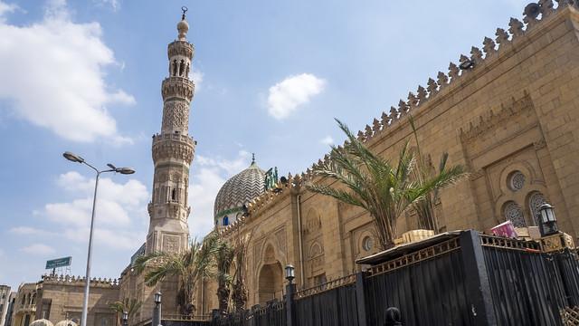 Egypt's El-Sayida Zeinab Mosque