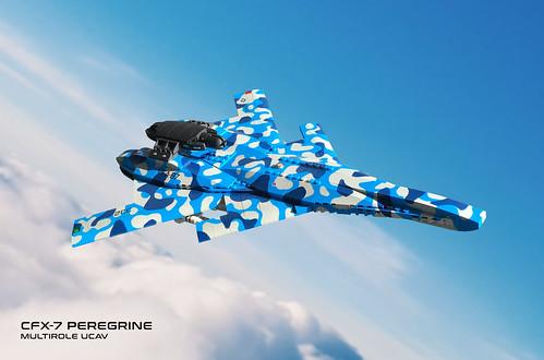 CFX-7 Peregrine Agressor