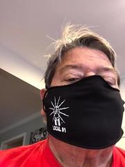 Cloth Masks Local 1 - 6