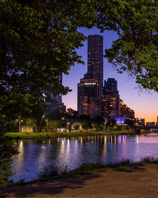 Melbourne       Eureka Tower Framed