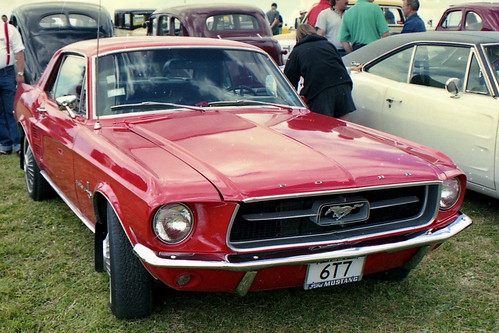 1967 Ford Mustang | by GPS 56