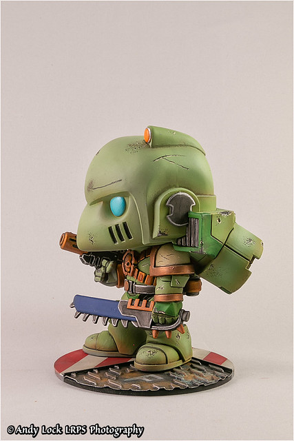 Funko Pop Blood Angels Assault Marine