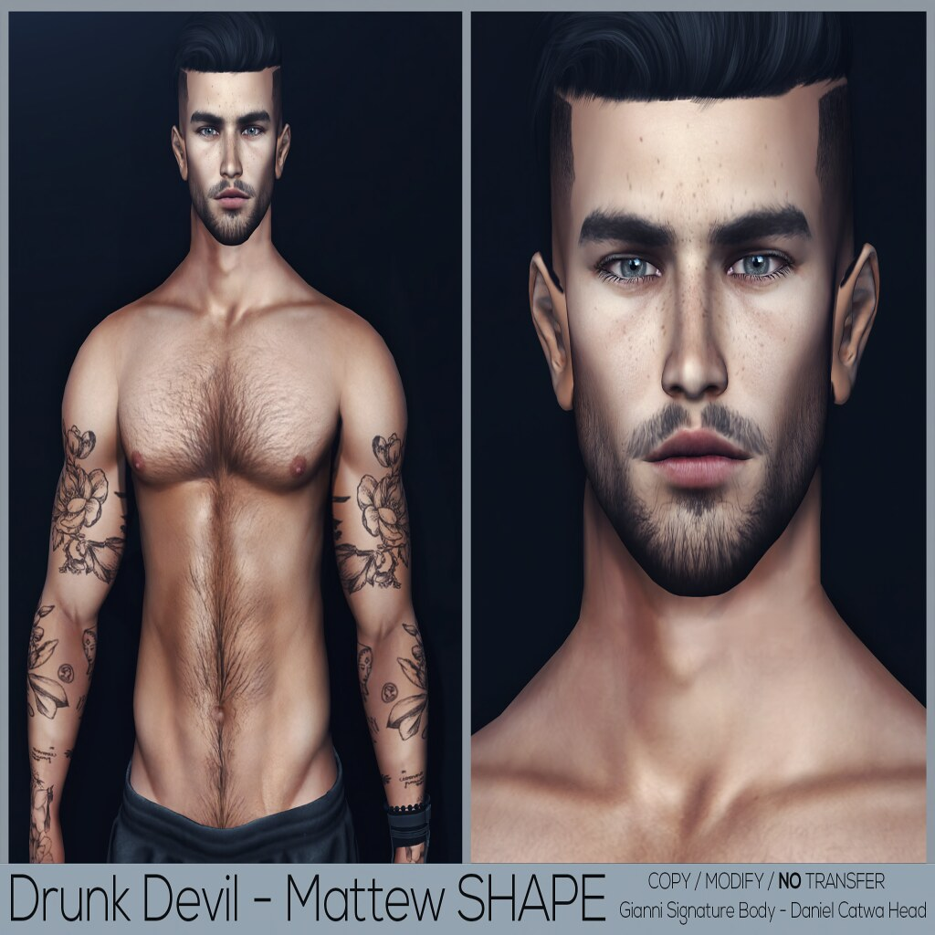 Drunk Devil – Mattew #3