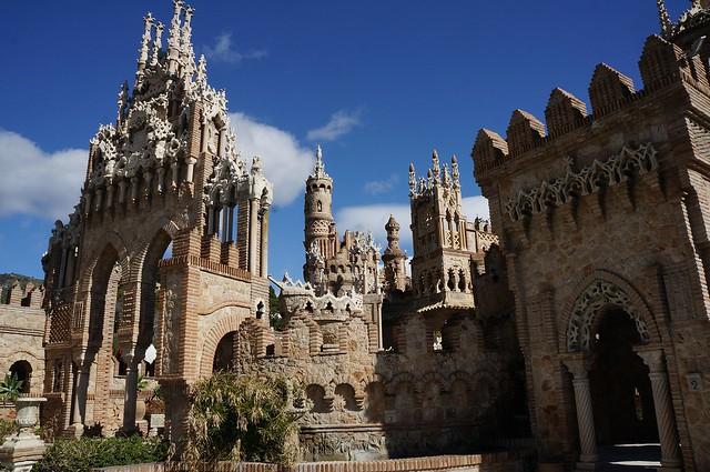 Castillo de Colomares. Benalmádena. Málaga