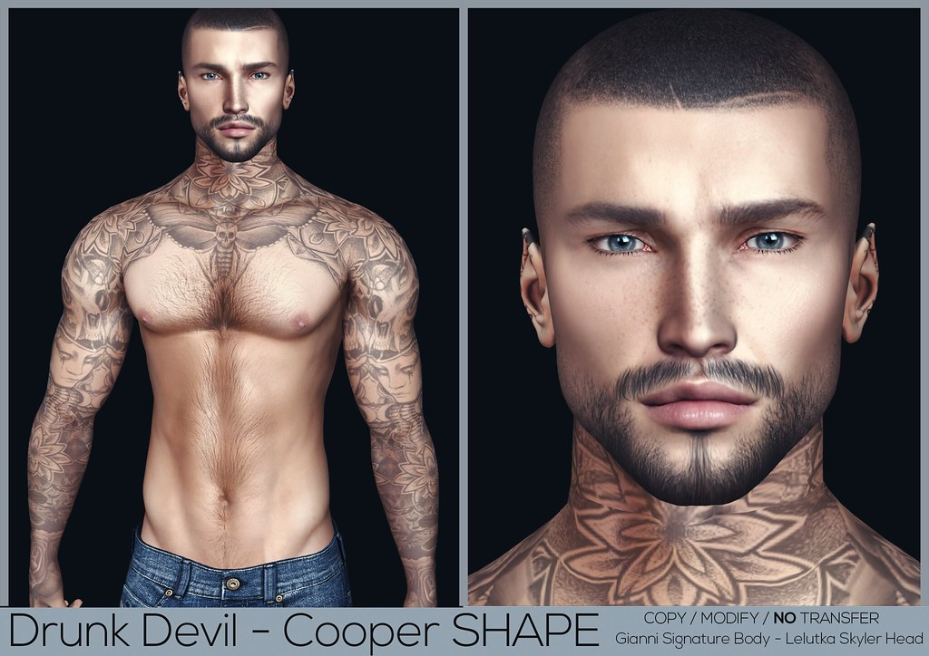 Drunk Devil – Cooper #4