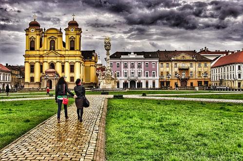 Union Square, Timisoara