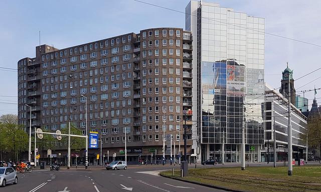 Woongebouw Pompenburg Rotterdam