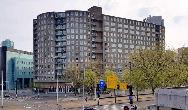 Woongebouw Pompenburg Rotterdam 1
