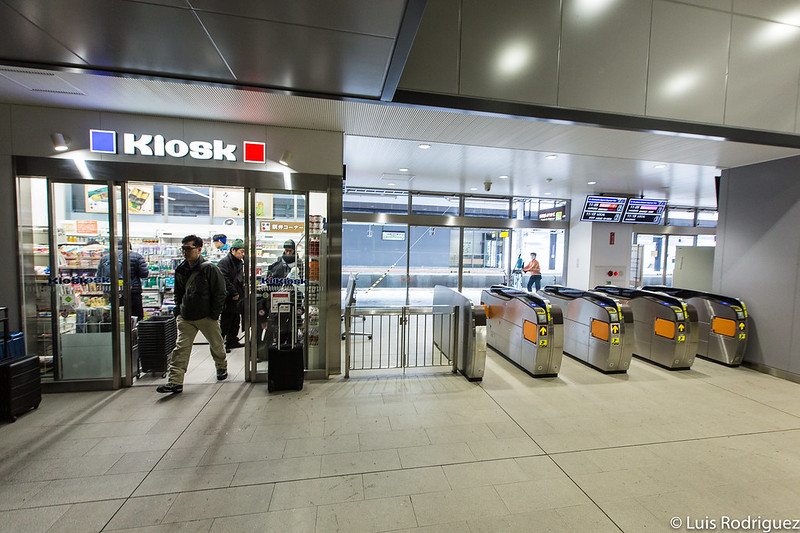 Conexión directa entre trenes convencionales y el shinkansen en dirección a Tokio en Shin-Hakodate-Hokuto