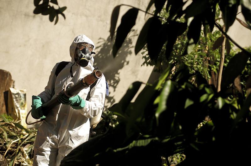 Vicente Pires recebe mutirão da Vigilância Ambiental contra a dengue