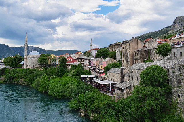Mostar, The Emerald City