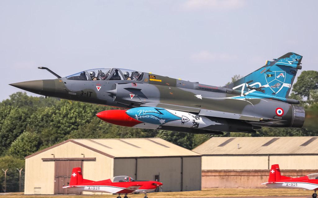 Mirage 2000 RIAT2018