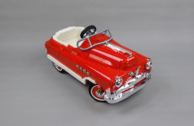 Murray Torpedo Roadmaster Pedal Car