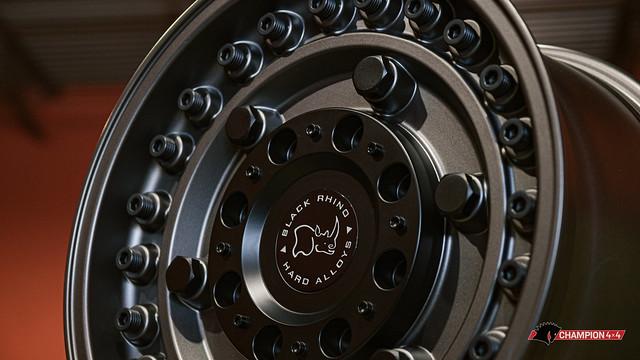 Black Rhino Armory 17x9.5
